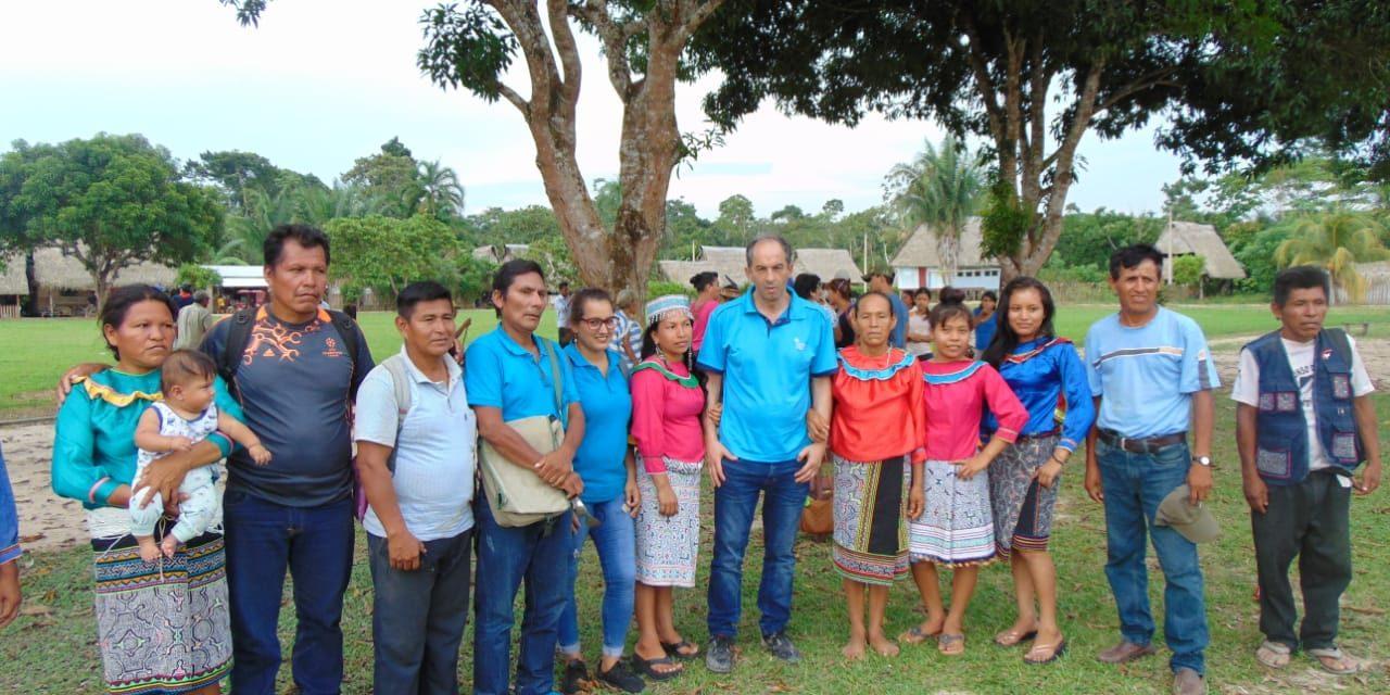 El Proyecto Sach'a está comprometido con los ODS